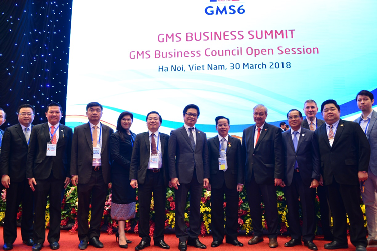 6th GMS Summit and GMS Business Summit