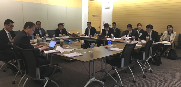 1st - 2018 GMS Business Council Board of Directors' Meeting